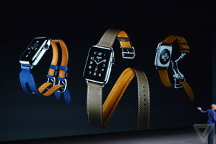 iPhone7和Apple Watch第二代终于发布,长这样 买买买吗