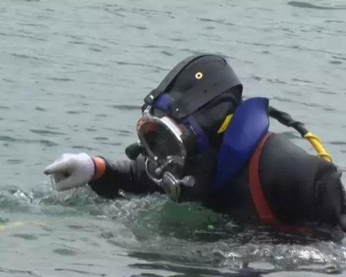 南京一女生废弃采石场游泳失踪两同伴隔两天才报警