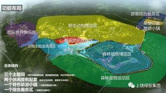上饶野生动物世界综合体项目位于信州区朝阳镇,占地面积7000亩,总投资达100亿元以上.