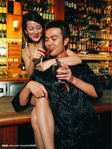 酒吧男女7图片