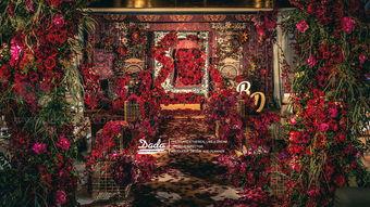 达达婚礼企划 中牟苏生记 A Red,Red Rose 真实婚礼案例 达达婚礼企划作品 喜结网