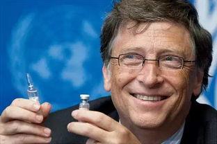 在疫苗领域,盖茨基金会发起创立了代表70多个国家疫苗需求的全球疫苗免疫联盟.