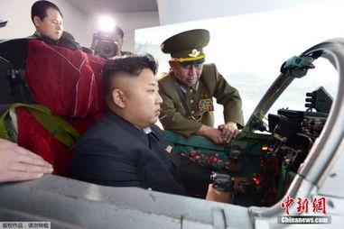 军事速览 美国19响礼炮迎房峰辉 高清组图