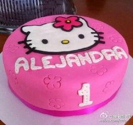 粉色系列的生日蛋糕,少女心的你,想不想拥有
