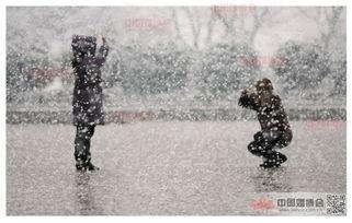 ps制作大雪纷飞的动态雪景图