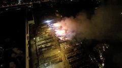 14年10月17日 宁波亚洲浆纸业纸堆垛发生大火高清在线观看 其他用户上传短视频 PP视频 原PPTV聚力视频