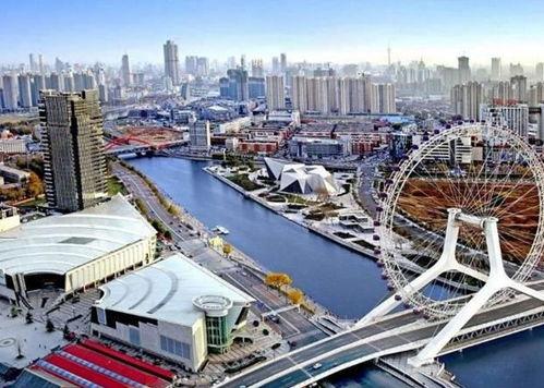 天津城市风光