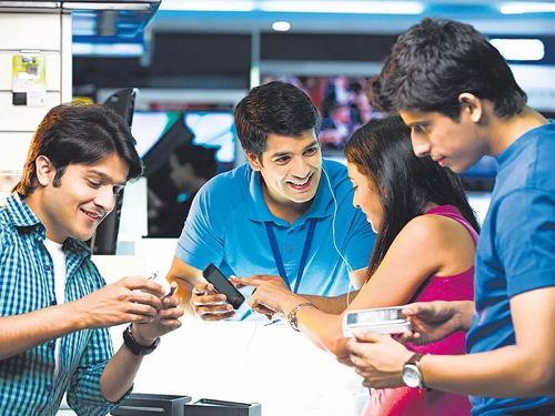 idc:中国厂商10月统领印度智能手机市场