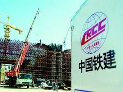 中国中铁包括哪些局