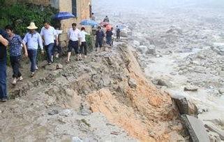 地质灾害逃生自救常识