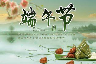 传统文化日记端午节