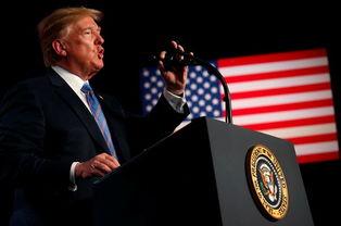 美最新民调多数人不赞同特朗普移民政策近半数认为他是种族主义者