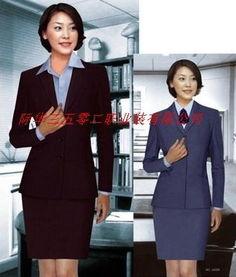 上海职业装品牌