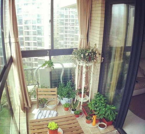 内阳台养花设计