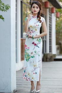 旗袍材料都有哪几种?