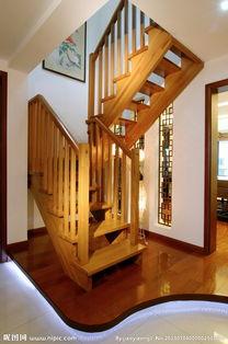楼梯过道图片