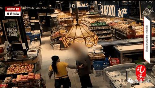 老人超市拿鸡蛋被拦猝死案,维持原判