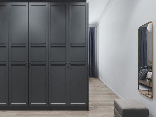 灰色橱柜衣柜门板颜色