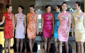 空姐的颜值大不如前了 这几家航空公司的空乘个个女神级别