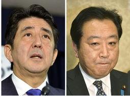 安倍首次与野田过招在野党将会狂批民主党