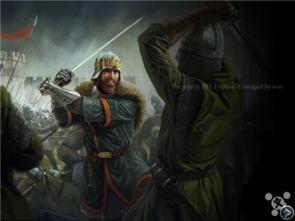 男人的征途就在千万里中土 全面战争 王国