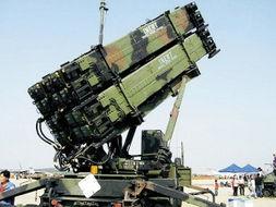 爱国者三型导弹