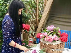 我爱花开所以也爱养花