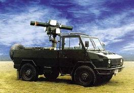 红箭-9a重型反坦克导弹系统