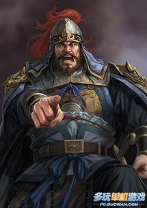 三国志12 今日武将 吾有上将潘凤手持大斧 组图