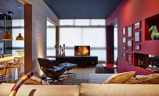 电视墙设计效果图 电视墙图片 电视墙造型