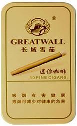 长城迷你雪茄(p为什么便宜这么多)