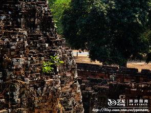 走一趟人生轮回之地 涅盘宫 达松将军庙 变身塔 柬埔寨行