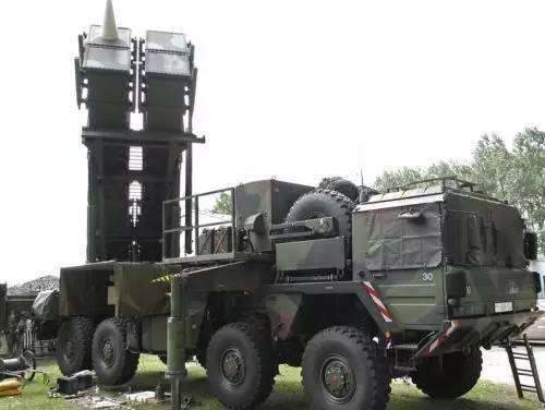 美制爱国者导弹