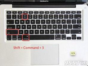 Mac截图的快捷键是什么 Mac屏幕截图按键在哪里