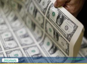 11月14日,华盛顿的铸币与印钞局,印钞机正在印制1美元美钞.