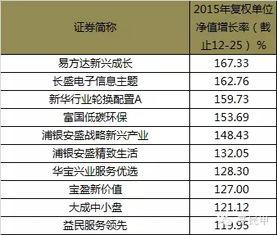 排名前10的指数基金(2020年股票型基金收益前10排名?)