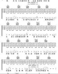 初学者吉他能弹指弹吗