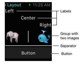 AppleWatch开发 三 WatchKit简介和Watch适配 布局