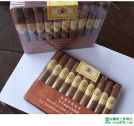 王冠雪茄(王冠雪茄怎么样?)