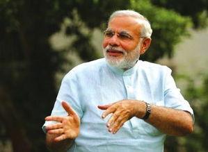 印度总理莫迪.