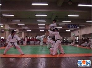 哪些大学招跆拳道专业