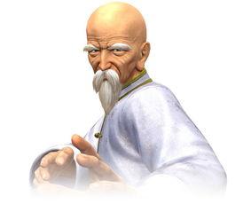 姜还是老的辣 经典街机格斗游戏中那些不好对付的老头角色