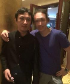 王思聪庆生林更新捧场百位嫩模齐聚三亚