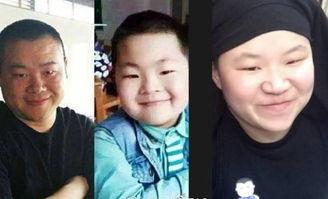刘二哥岳云鹏与女粉丝撞脸合影,网友给找出了弟弟和儿子