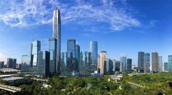经济日报系列报道深圳40周年从跟跑到领跑的高质量发展之路