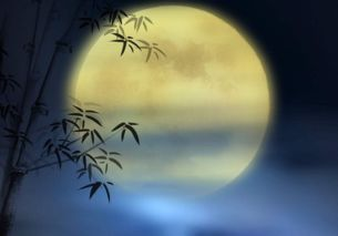 关于中秋节的优美诗句