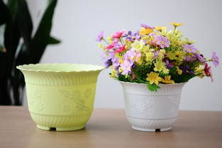花盆里装明地里的土养花好养么