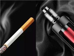 电子烟和烟哪个危害大(电子烟、普通烟,哪个)