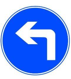 禁止掉头都有哪些标志