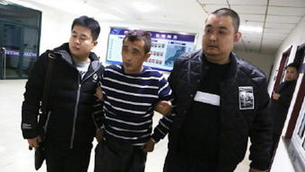 男子强奸88岁老太警察千里追踪抓回